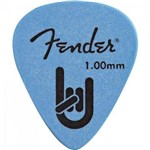 Palheta Rock-on Touring Pick 1.00 Heavy Blue Fender