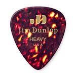 Palhetas Dunlolp Classics Heavy 12 Un – Tortoise Shel