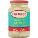 Palmito Tio Paco Vd 300gr Inteiro