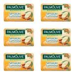 Palmolive Argan Sabonete 85g (kit C/06)