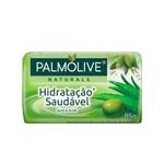 Palmolive Hidratação Saudável Sabonete Aloe 85g