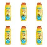 Palmolive Kids Todos Cabelos Shampoo Infantil 350ml (kit C/06)