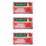 Palmolive Segredo Sedutor Sabonete 85g (kit C/03)