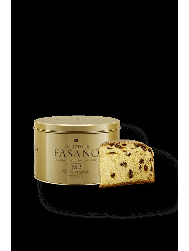 Panettone Fasano Tradicional 1kg
