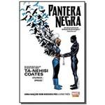 Pantera Negra - uma Nacao Sob Nossos Pes - Livro T