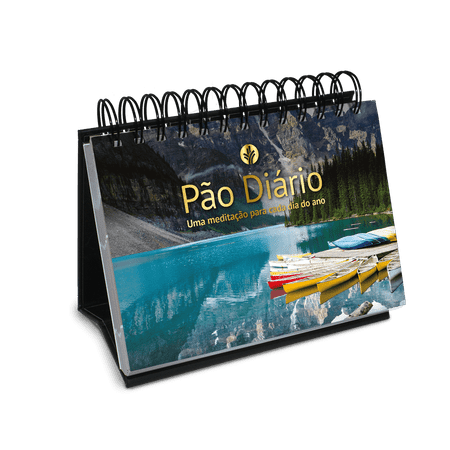 Pão Diário Volume 22 Edição de Mesa (2019) Barcos