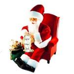 Papai Noel no Sofá Musical