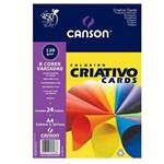 Papel 120g Canson Criativo Cards 24 Folhas