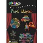 Papel A4 Color Papel Magico Multicolor A-4 5f Off Paper Pacote
