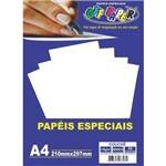 Papel A4 Couche Branco 170g Off Paper Pct.c/50