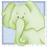 Papel Adesivo Decoupage Elefante Lax-188 - Litocart