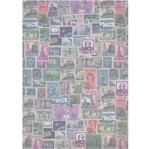 Papel Arroz Adesivado Selos PAA01 Washi Paper Toke e Crie