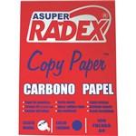 Papel Carbono para Lapis A4 Papel Azul