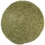 Papel Crochê Lugar Amer. Red. 38cm Verde Bambu