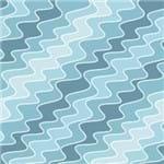 Papel de Parede Adesivo Abstrato Banheiro Azul Tons do Oceano AB14059