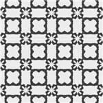 Papel de Parede Adesivo Abstrato Banheiro Preto e Branco Indigo AB14042