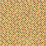 Papel de Parede Adesivo Abstrato Cozinha Colorido Ladrilhos Mexicanos AB14047