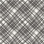 Papel de Parede Adesivo Abstrato Nude e Preto Determinação AB14123
