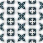 Papel de Parede Adesivo Abstrato Quarto Solteiro Azul Borboletas AB14037