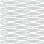 Papel de Parede Adesivo Abstrato Sala de Estar Cinza Dna AB14071