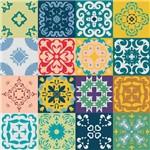 Papel de Parede Adesivo - Azulejo - N0021