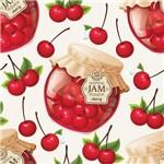 Papel de Parede Adesivo - Cherry Jam - N0036
