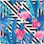 Papel de Parede Adesivo - Flamingos - N0162