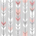 Papel de Parede Adesivo - Flechas - N0916