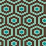 Papel de Parede Adesivo Rolo 0,58x3,00M Abstrato Geométrico Jovem 629846774