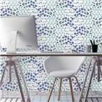 Papel de Parede Adesivo Rolo 0,58x3,00M Azulejo Borboleta Flores 287040371