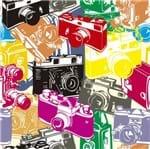 Papel de Parede Adesivo Rolo 0,58x3,00M Câmera Fotografia Foto Colorido 68316949