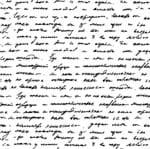 Papel de Parede Adesivo Rolo 0,58x3,00M Jornal Jovem Palavras Letras 76079416