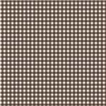 Papel de Parede Adesivo Rolo 0,58x3,00M Xadrez Marrom 838408121