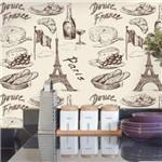 Papel de Parede Autocolante Cozinha Paris 253214783