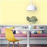 Papel de Parede Autocolante Liso Amarelo 3