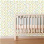 Papel de Parede Autocolante Mosaico Tons Pastéis 010820