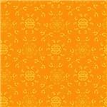 Papel de Parede Autocolante Vintage Amarelo 489