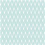 Papel de Parede Azul Adesivo Folhas 2,70x0,57m