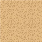 Papel de Parede Beautiful Home Floral Esc Vinilico Bege