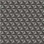 Papel de Parede Bobinex - Diplomata 3123 - Geométrico 3d para Escritório Cinza