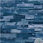 Papel de Parede Canjiquinha 3d Realismo Neonature 2 Azul