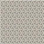 Papel de Parede Cinza Geometrico Bobinex 3125