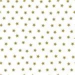 Papel de Parede Estrela Pequena Dourada Bobinex ? Amecasa