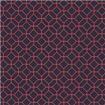 Papel de Parede Geométrico Red 3,00m X 59cm