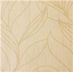 Papel de Parede Hayman Floral Vinilico Creme e Dourado
