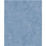 Papel de Parede London Estampas Azul