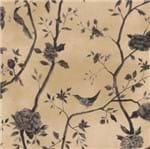 Papel de Parede Natural Floral Passaros Bobinex ? Amecasa