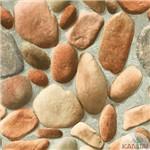 Papel de Parede Neonature 2 3d Vinilico Relevo Imita Pedra