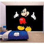Papel de Parede para Quarto Mickey 0010- Adesivo de Parede