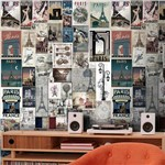 Papel de Parede Paris Vintage
